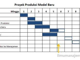 Contoh dan Cara Membuat Gantt Chart