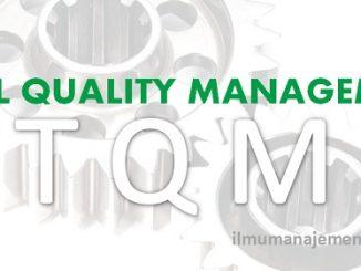 Pengertian Total Quality Management (TQM)