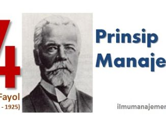 14 Prinsip Manajemen Henri Fayol