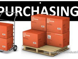 Pengertian Purchasing dan Prosedur dalam Proses Purchasing