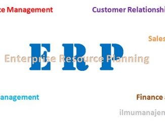 Pengertian ERP (Enterprise Resource Planning)