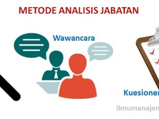 Metode Analisis Jabatan (Job Analysis Methods)