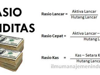 Pengertian Analisis Rasio Likuiditas (Liquidity Ratio)