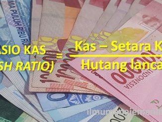 Pengertian Rasio Kas (Cash Ratio) serta Rumus Rasio Kas dan Cara Menghitung Rasio Kas