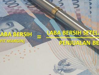 Pengertian Net Profit Margin (Marjin Laba Bersih) dan Rumus Net Profit Margin (NPM)