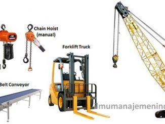 Peralatan Penanganan Bahan (Material Handling Equipments)