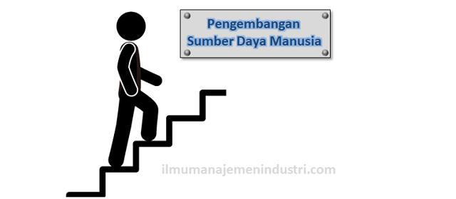 Pengertian Pengembangan SDM (Pengembangan Sumber daya Manusia) atau HR Development
