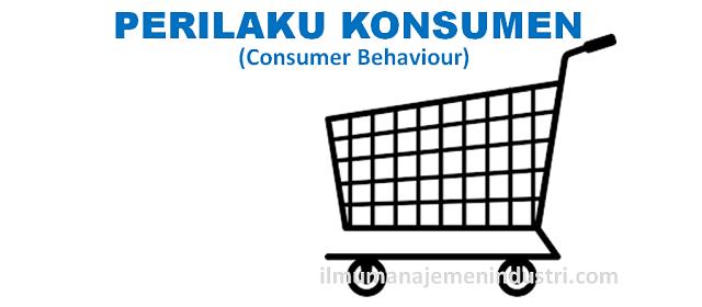 Pengertian Perilaku Konsumen (Consumer Behaviour)